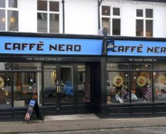 Caffe-Nero Survey