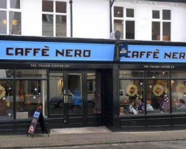 Caffe-Nero Survey