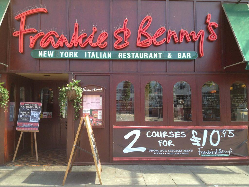 Frankie Bennys Survey