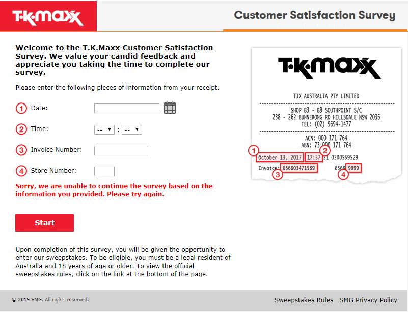TK Maxx www.tkmaxxcare.com