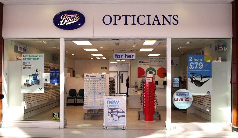 boots opticians survey