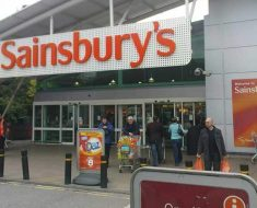 sainsburys survey
