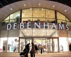 Debenhams Survey