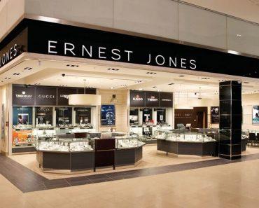 Ernest Jones Survey