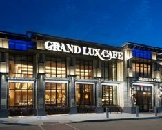 Grand Lux Cafe Survey Survey