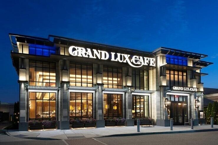Grand Lux Cafe Survey Survey