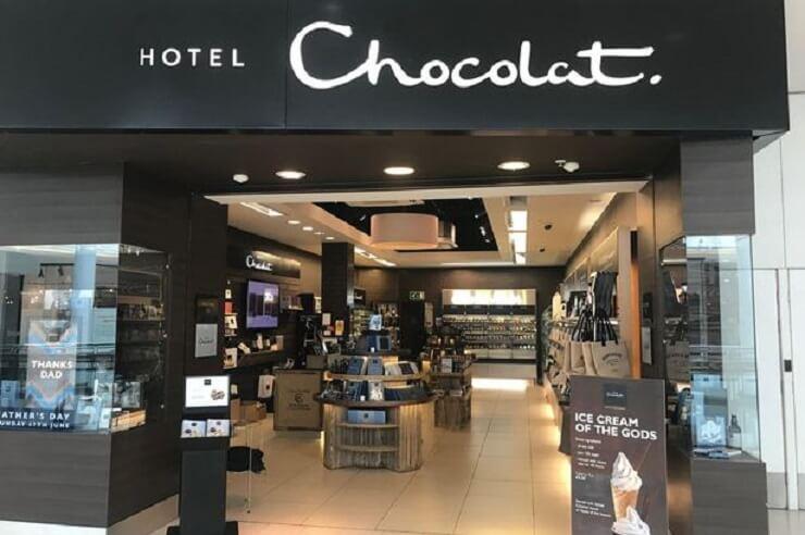 Hotel Chocolat Survey