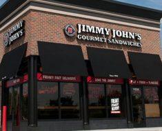 Jimmy Johns Survey