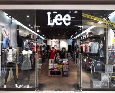 Lee Jeans Survey store