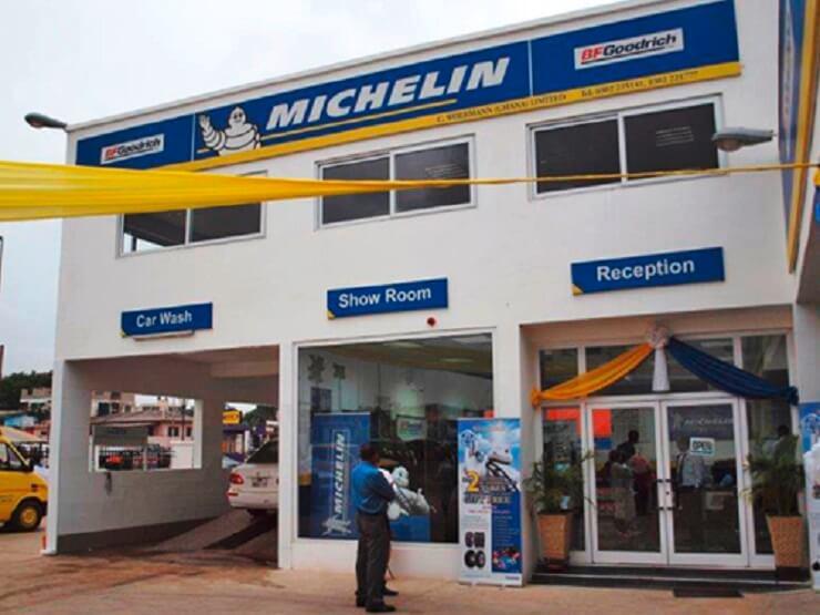 Michelin Survey