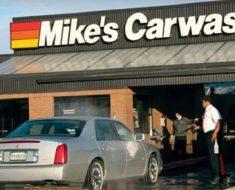 Mike's Carwash Survey