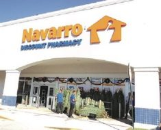 Navarro Discount Pharmacies Survey