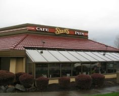 Sharis Cafe Pies Survey