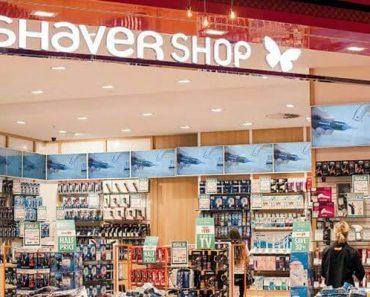 Shaver Shop Survey