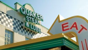 quaker steak & lube survey
