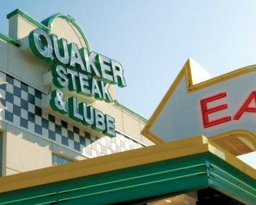quaker steak & lube survey