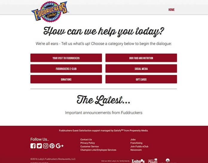 www.fuddruckers.com-customerservice